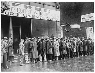 じわじわと、そして着実に近づく大失業時代